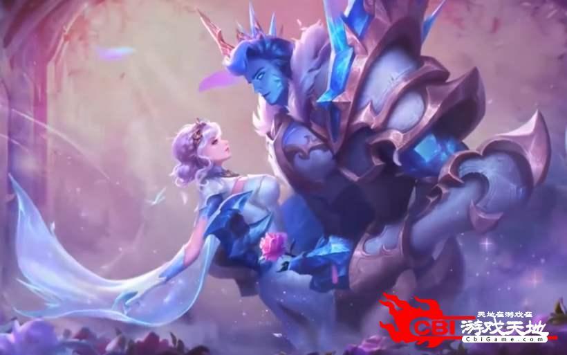 王者荣耀游戏中的蓝BUFF用处介绍