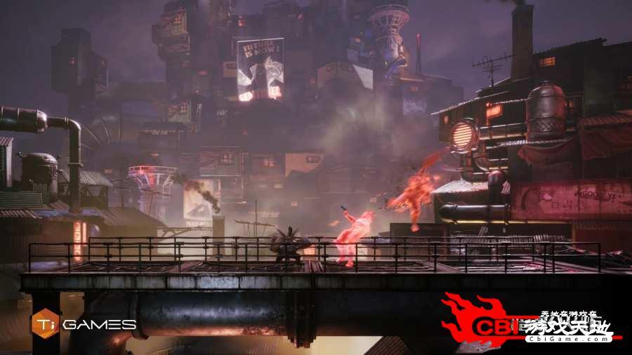 暗影火炬城图1