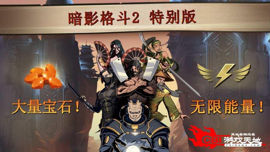 暗影格斗2 特别版图3