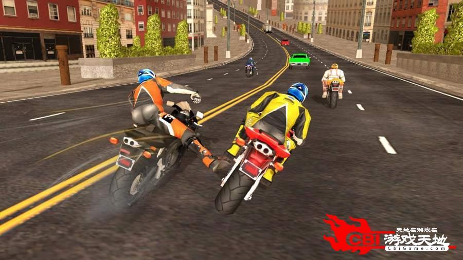 暴力摩托骑手图0