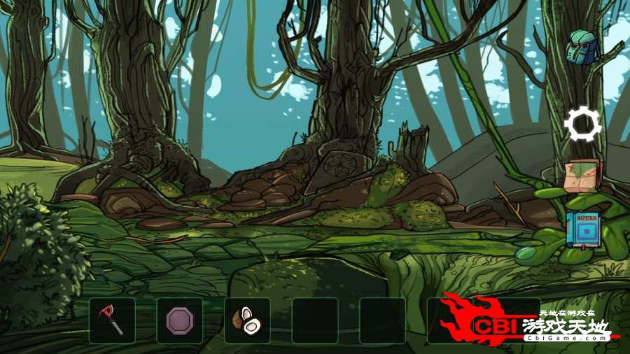 猴儿岛:宝藏的诅咒图2