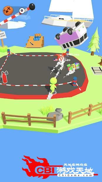 火柴人3D拳击图0