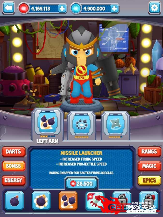超猴侠打气球2图1
