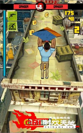 弗克利:屋顶跑酷图1