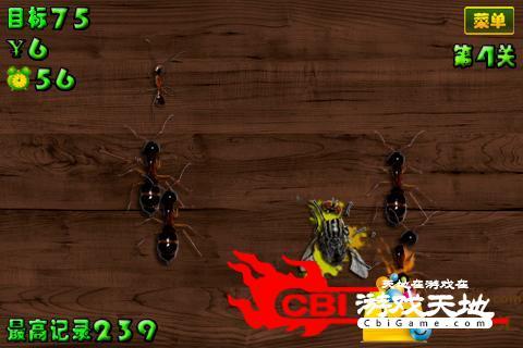 3D疯狂打蚂蚁图0