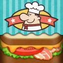 可爱的三明治店