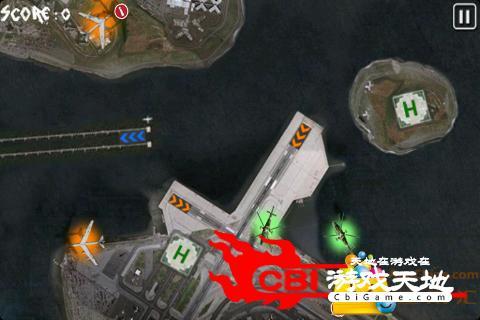飞机降落图3