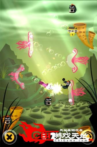 小章鱼大战食人鱼图3