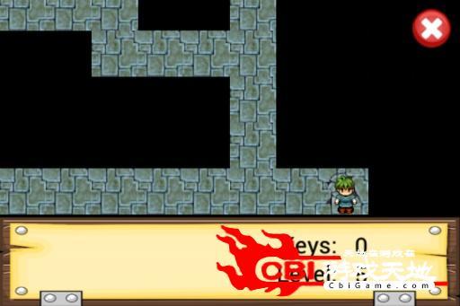像素迷宫逃生图0