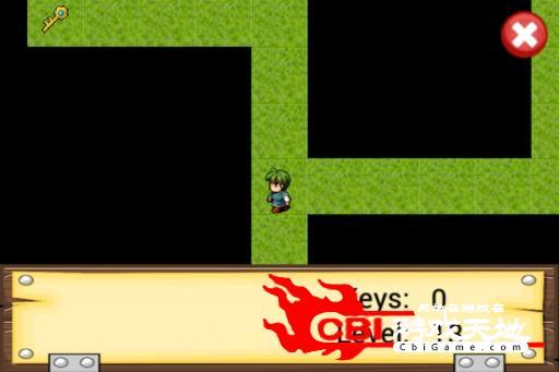 像素迷宫逃生图1