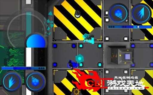 双人机器人对战图0