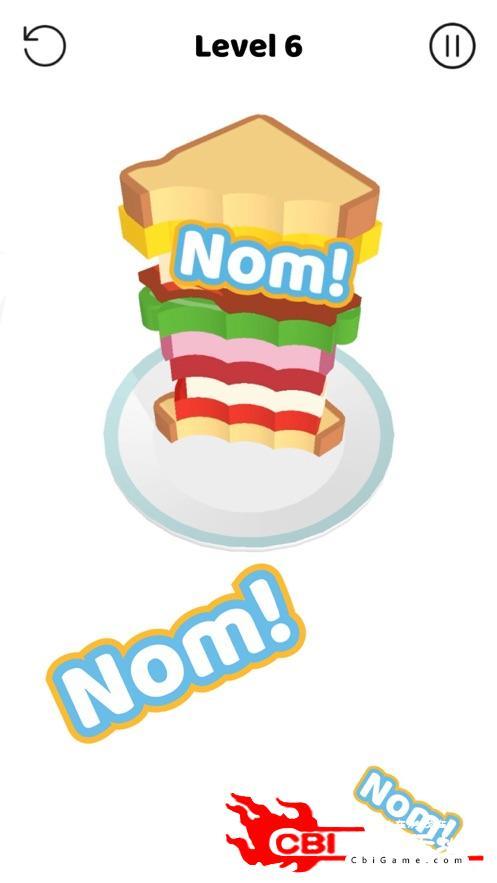 三明治制作图2