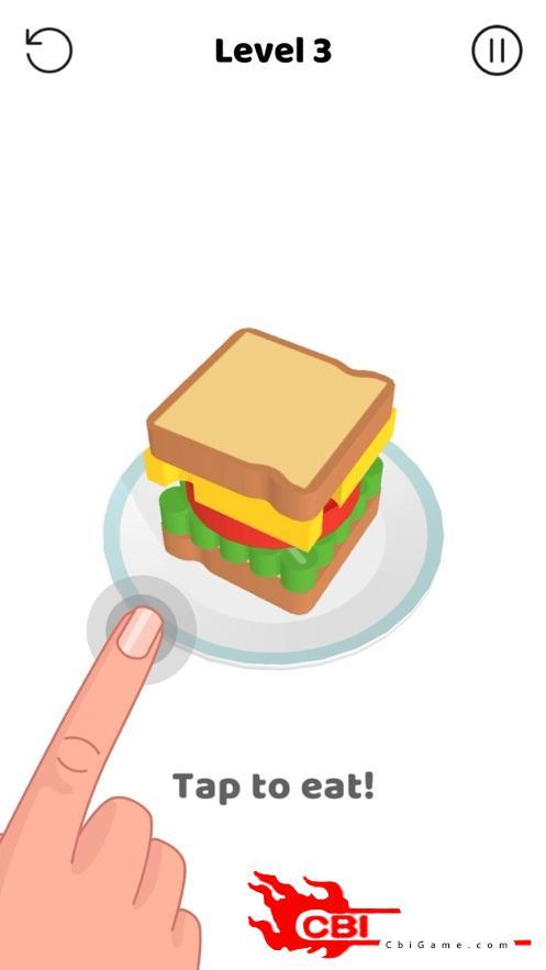 三明治制作图3