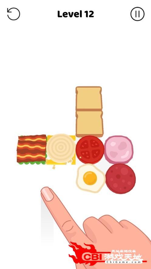 三明治制作图0