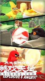愤怒的小鸟行动图3