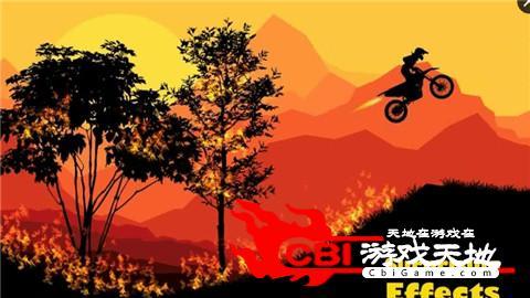 日落摩托赛车图3
