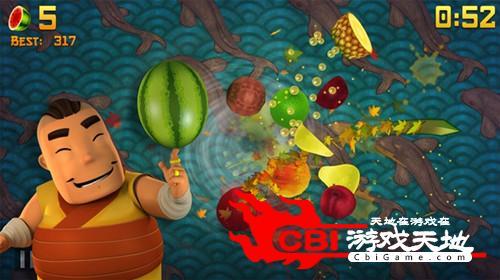 水果忍者五周年版图0