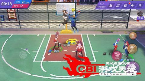 投篮游戏图3