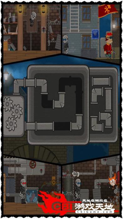 环形密室逃脱图0