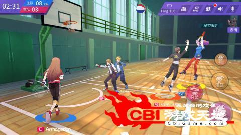 投篮游戏图2