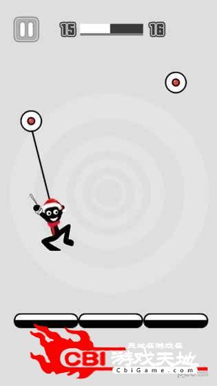 火柴人疯狂兵乓球图0