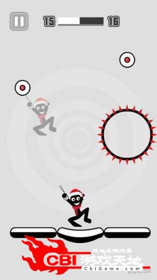 火柴人疯狂兵乓球图1