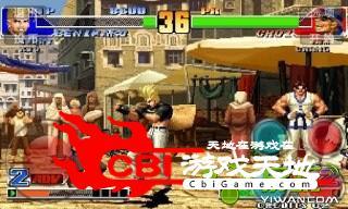 拳皇乱舞无敌版图3