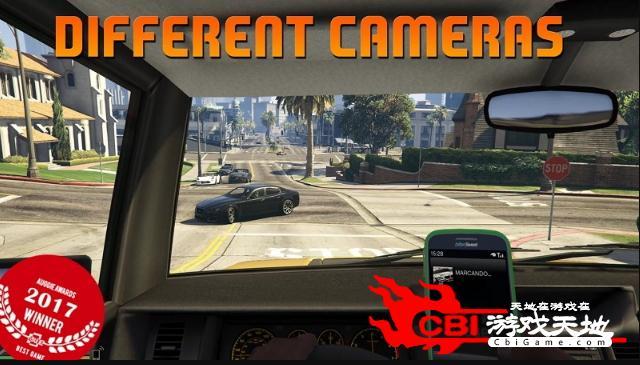现代车停车模拟图2