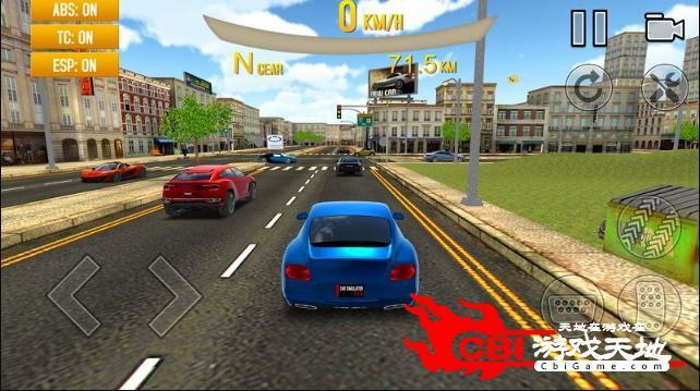 现代车停车模拟图1