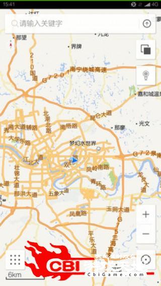 南宁电子地图虚拟地图图0