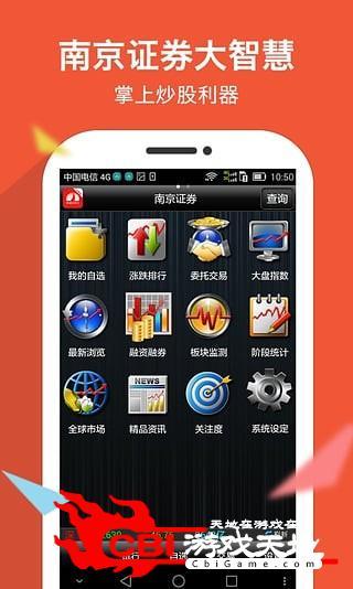 南京证券大智慧手机版图0