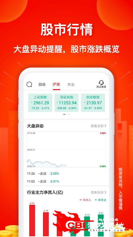 西瓜智选股股票app图3