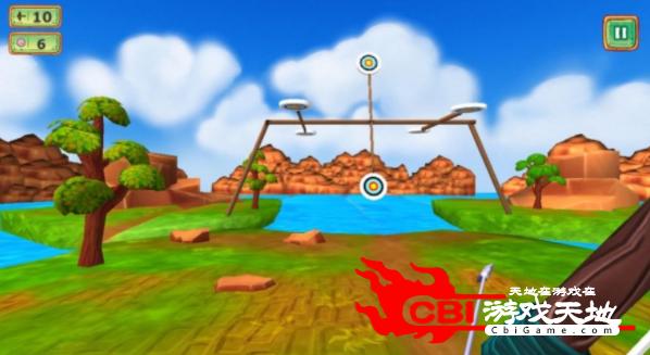 弓箭手3D射击图0