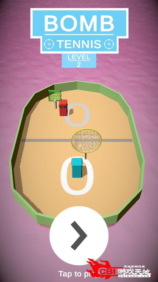 炸弹网球图0