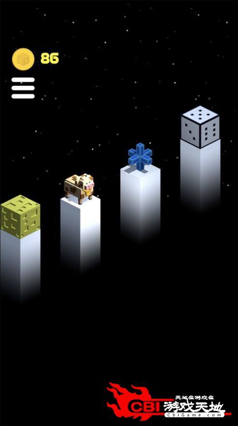 方块星系大逃亡图1