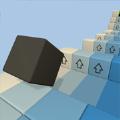 翻滚的立方体
