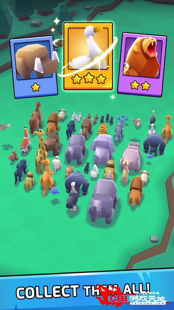 动物全面战争模拟器图0