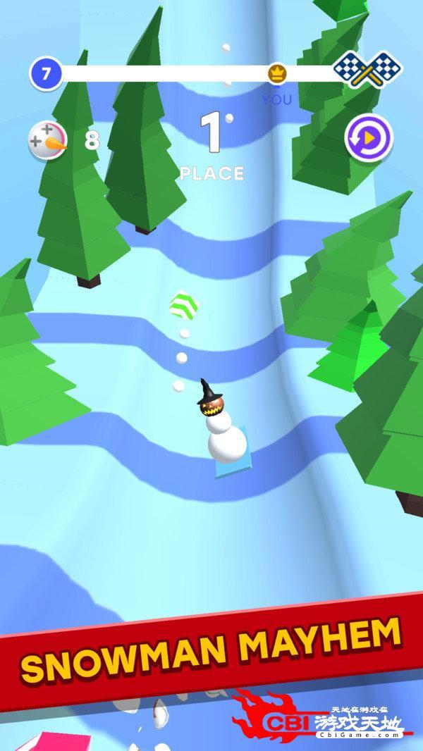 雪人竞赛3D图1