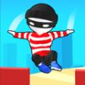 小偷跑酷游戏