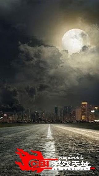 神秘的夜动态壁纸小说图4