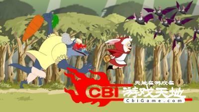 小红帽和大灰狼游戏图2