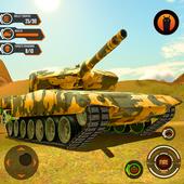 战场坦克战斗机器