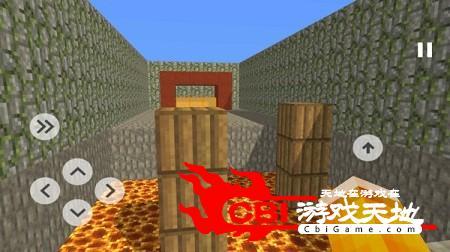像素跑酷3D图2