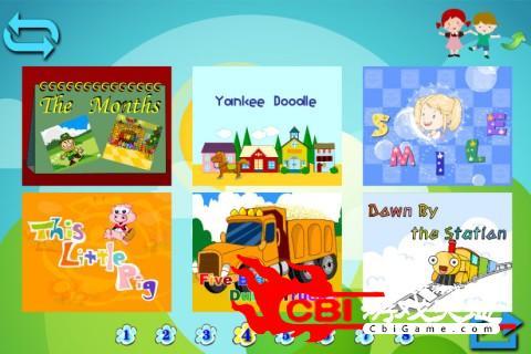 英语儿歌视频C看动画片图4