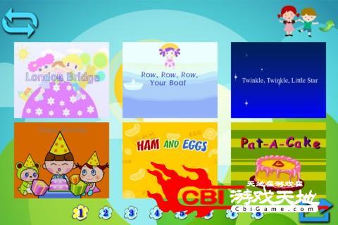 英语儿歌视频C看动画片图1
