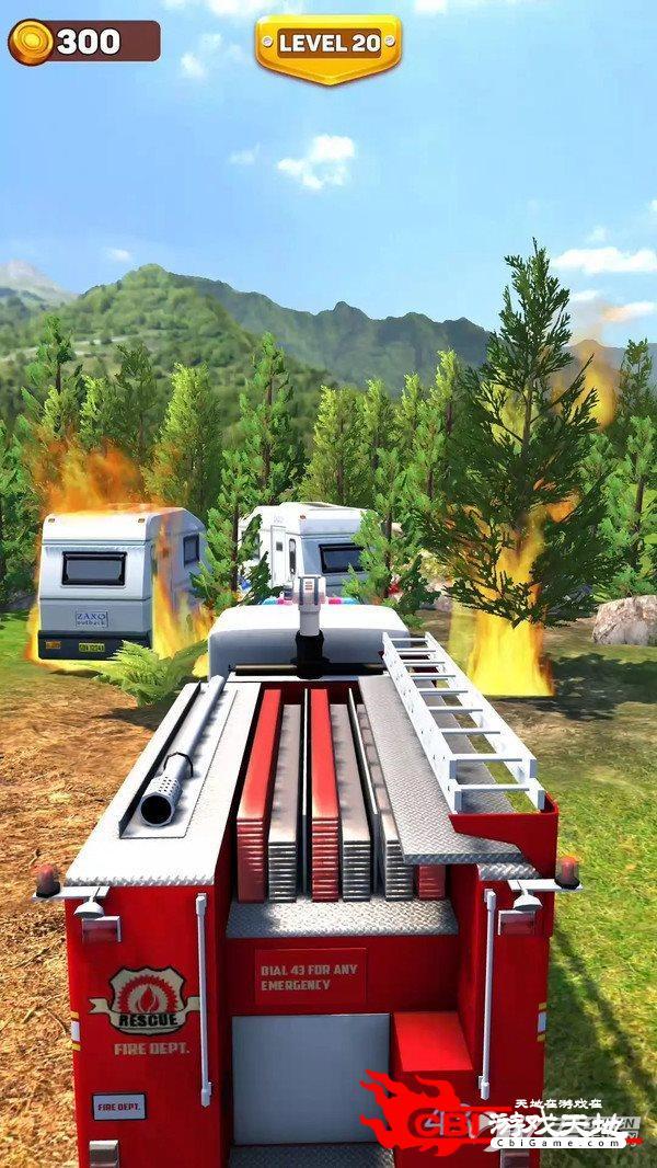 救火消防员图2