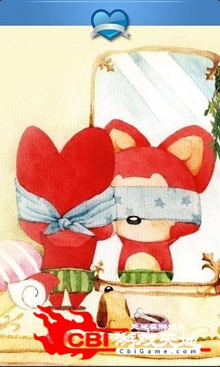 可爱阿狸高清壁纸高清图1