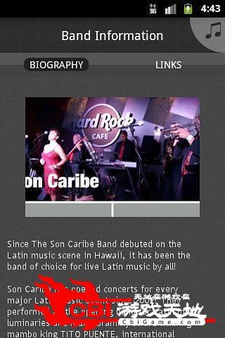 加勒比之子乐队在线阅读图2
