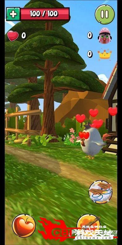 小鸡爱跑图2