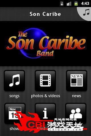 加勒比之子乐队在线阅读图0